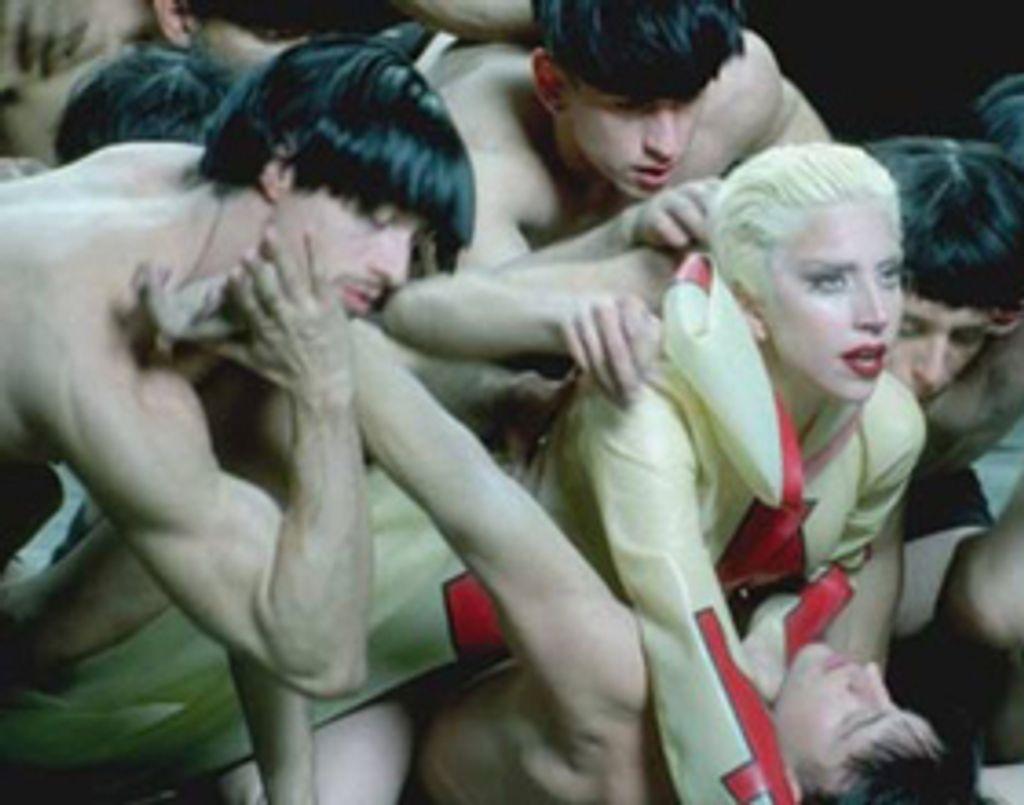 Exclu : nouveau clip de Lady Gaga