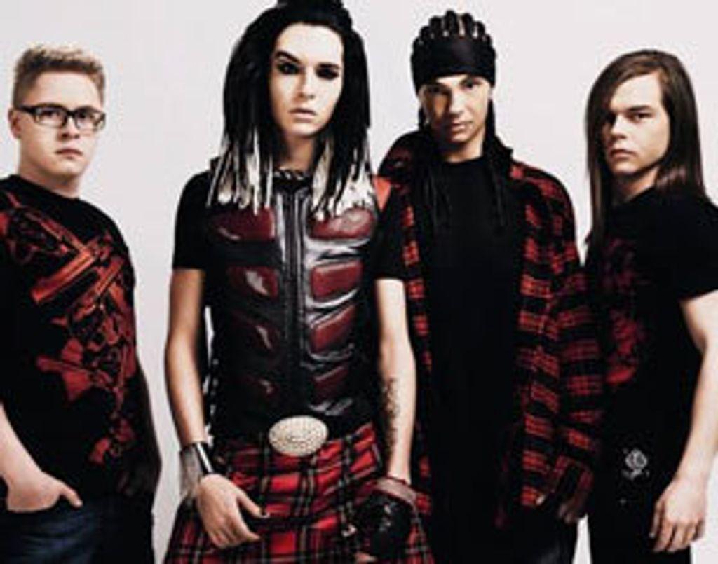 Tokio Hotel Vs Cinema Bizarre