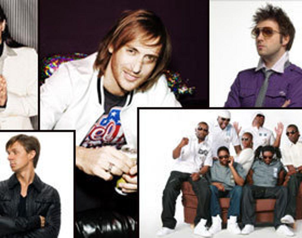 Quels seront les tubes de l'été 2012 ?