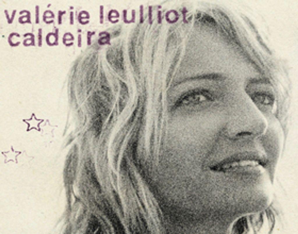 Nouvel album Caldeira - le chaud-froid de Valérie