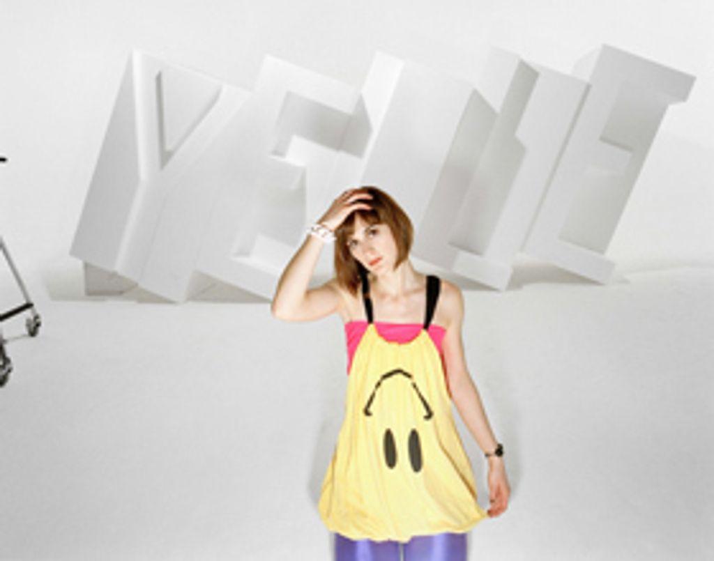 Yelle, oh yeah !