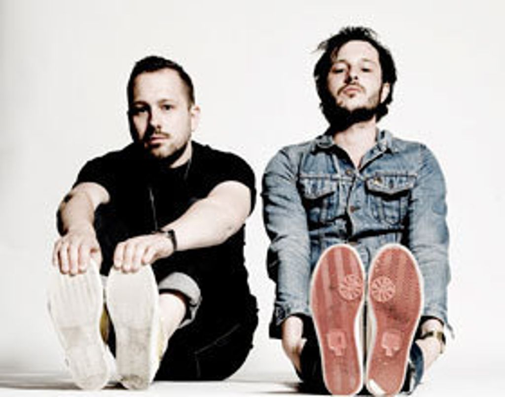 "Session live avec The Shoes : ""Stay The Same"""