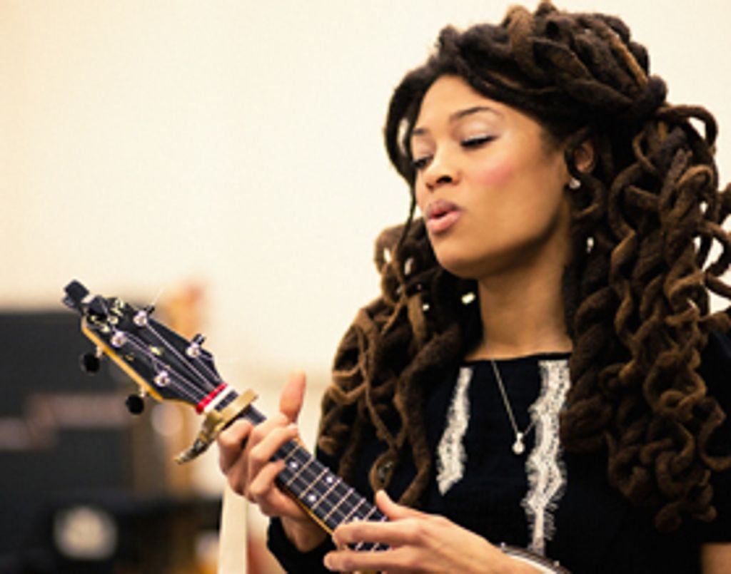 "Session live : Valerie June, ""Rollin' and Tumblin'"""