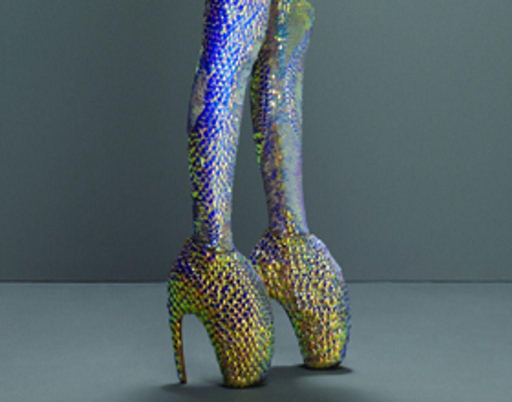 Je veux voir l'expo Alexander McQueen : Savage Beauty