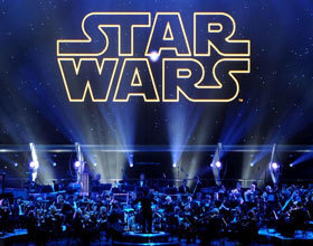 Star Wars en concert !