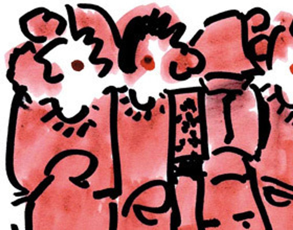Expo : Sonia Rykiel dessine...