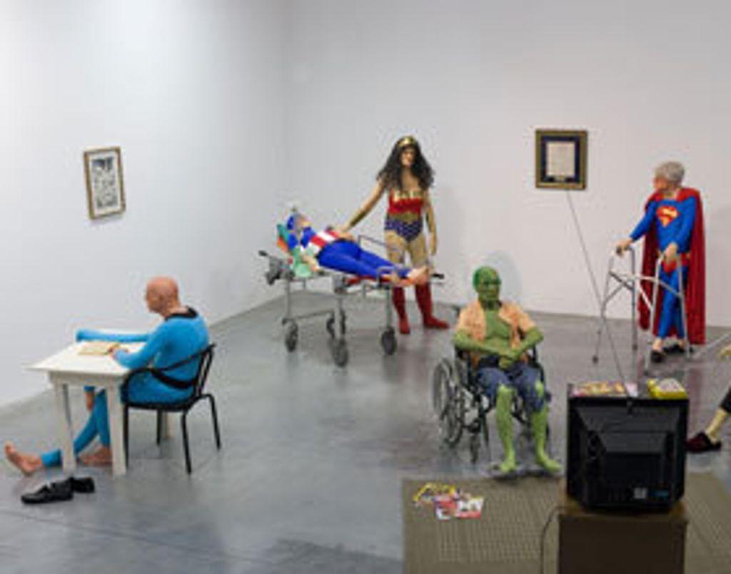 Le 9ème art se la joue contemporain à la Maison rouge !