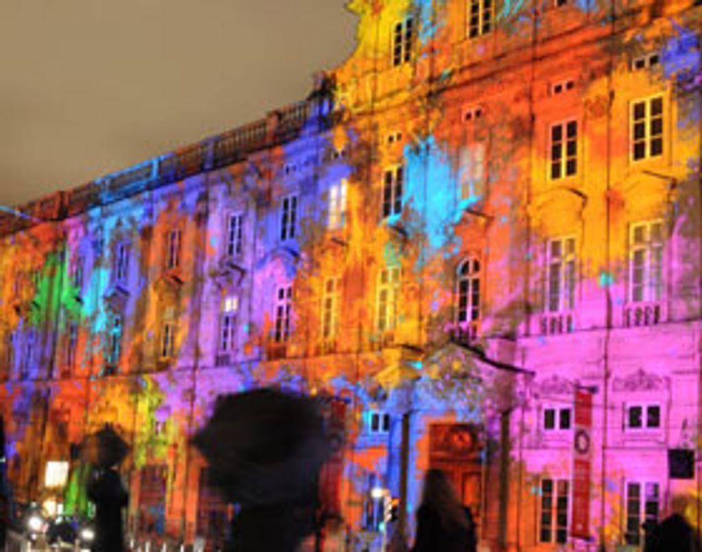 Fête des Lumières : Lyon, ville magique
