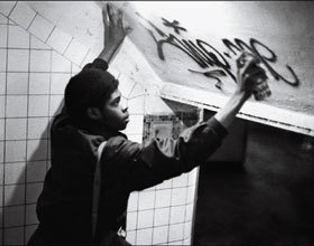 Né dans la rue - Graffiti