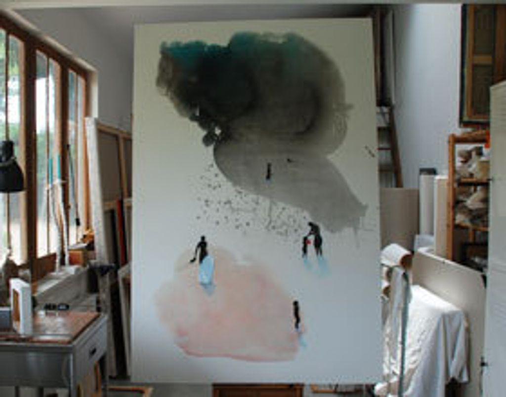 Le monde à part... d'Hélène Loussier