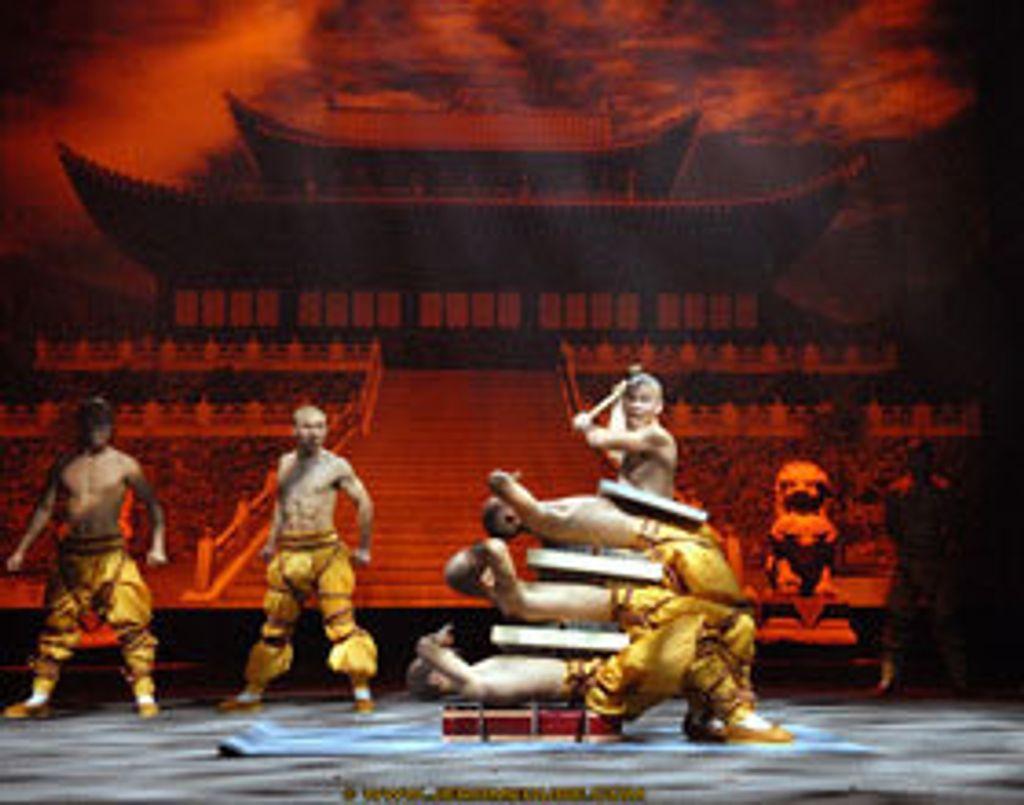 Les Etoiles du Cirque de Pékin
