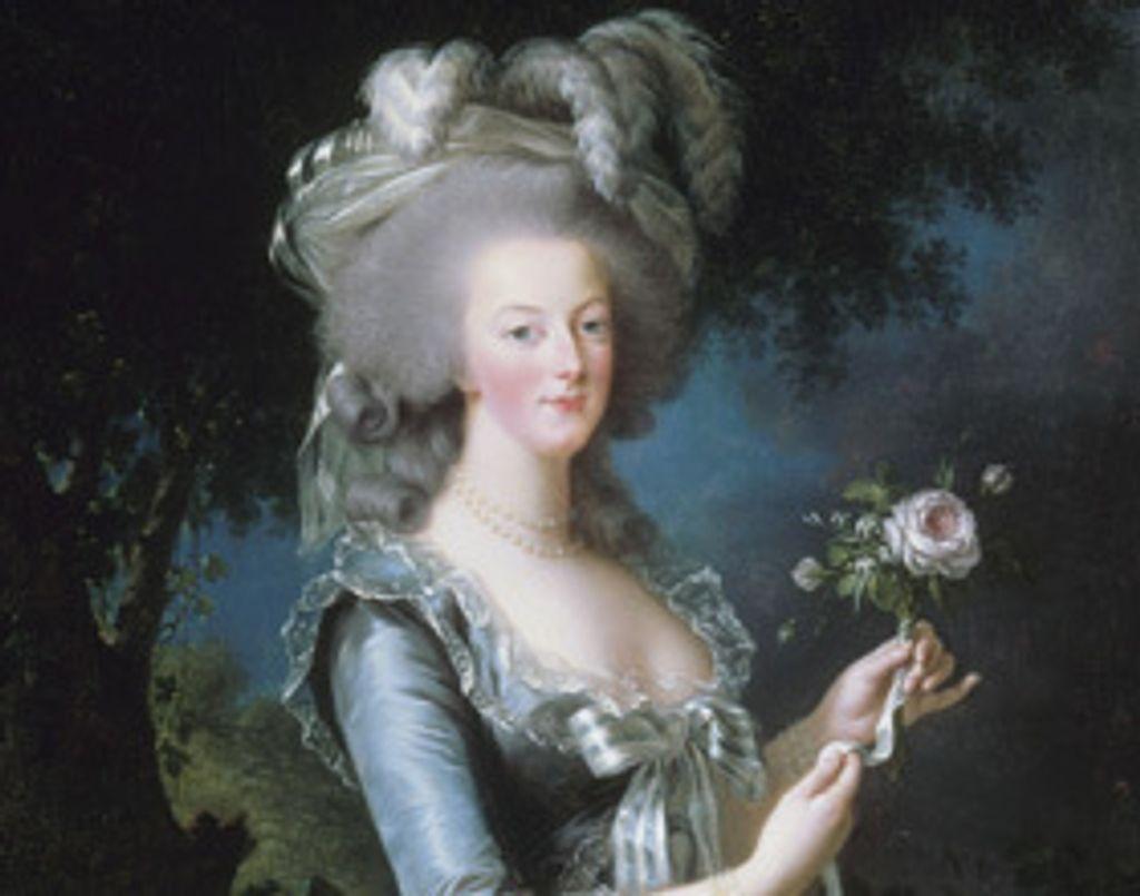 Marie Antoinette, au Grand Palais, jusqu'au 30 juin