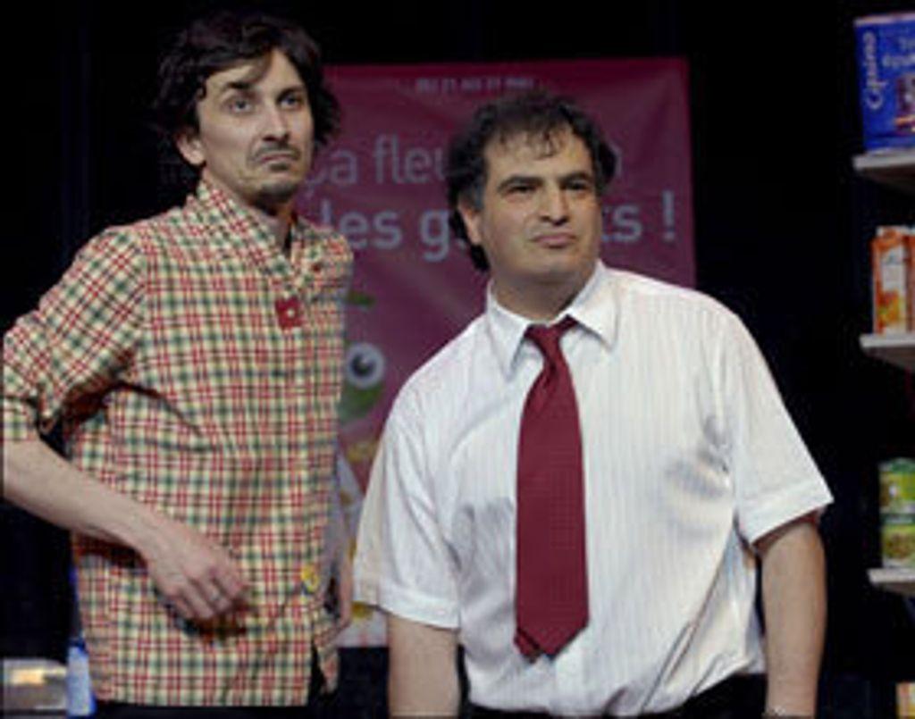Raphaël Mezrahi est demandé au théâtre !