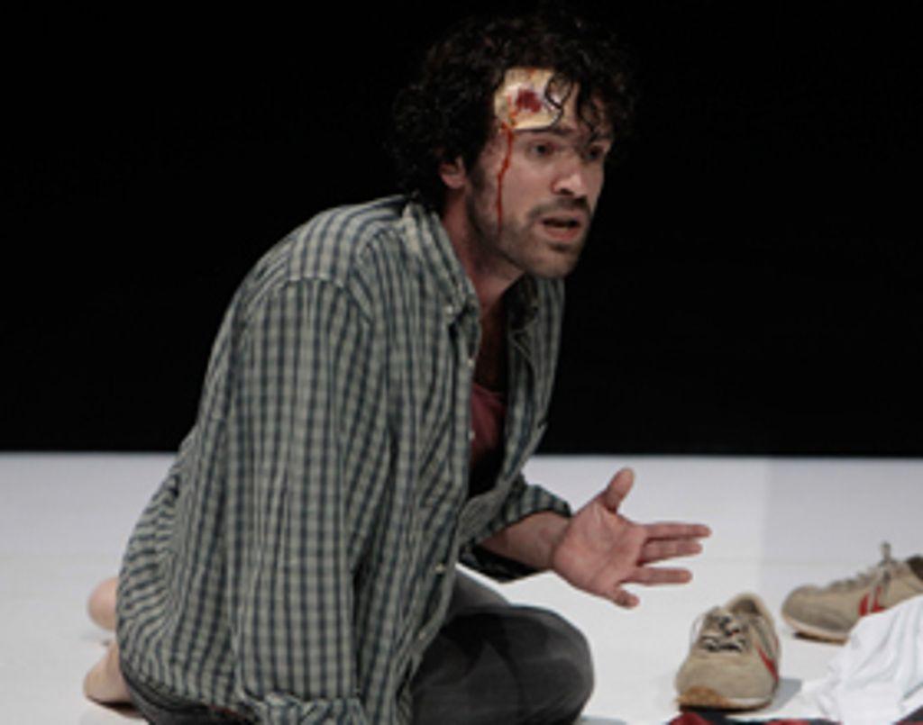 Romain Duris se met au théâtre