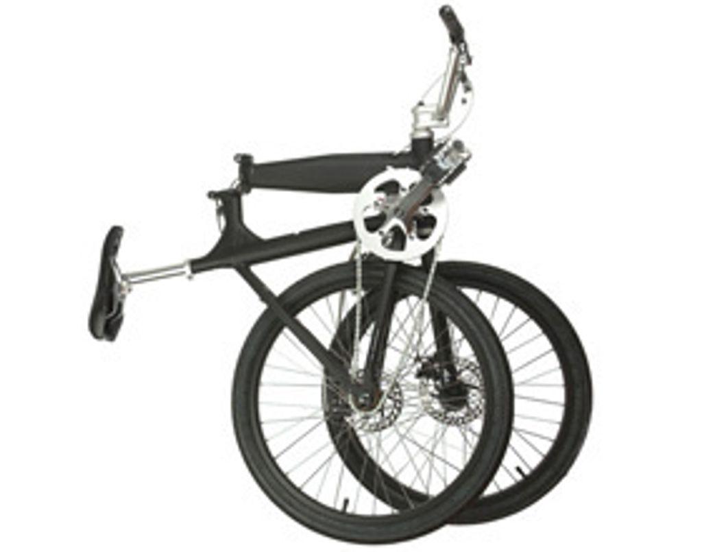8-Speed Urban Mobility Bike