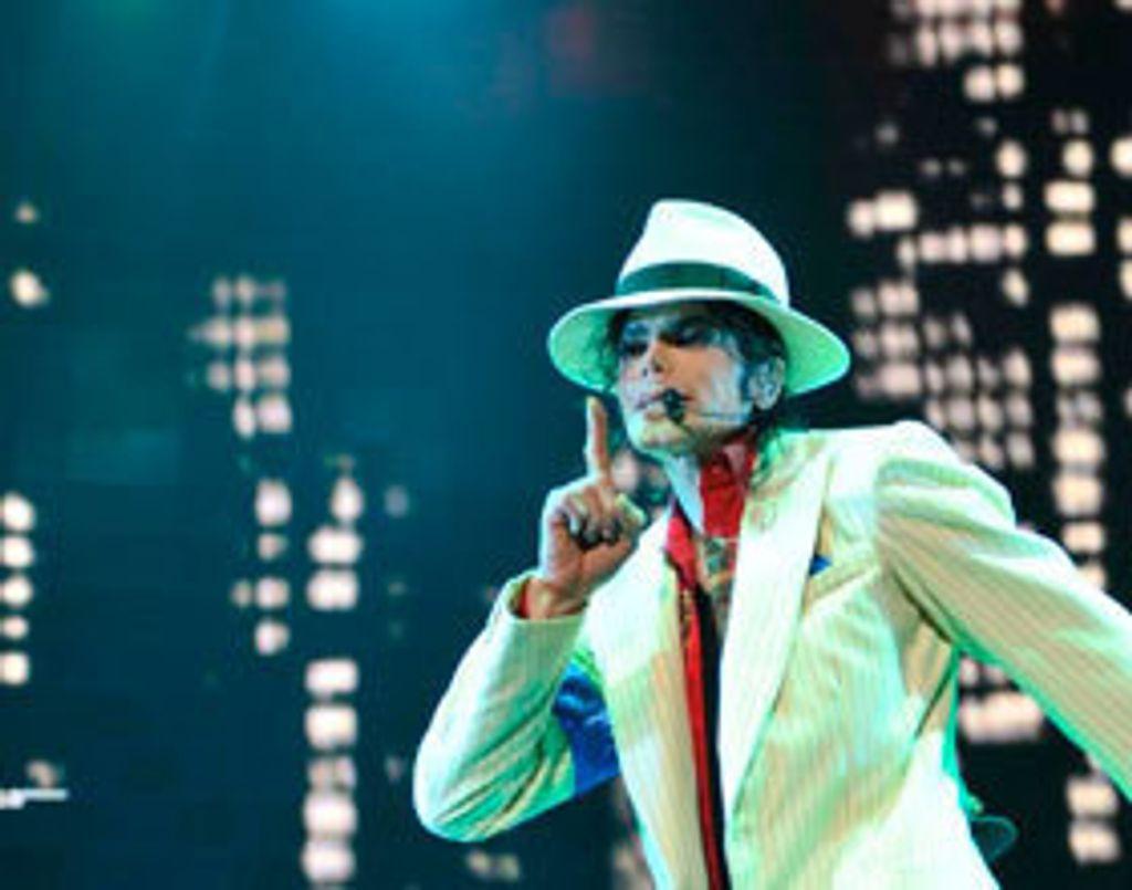 Soirée spéciale Michael Jackson sur M6