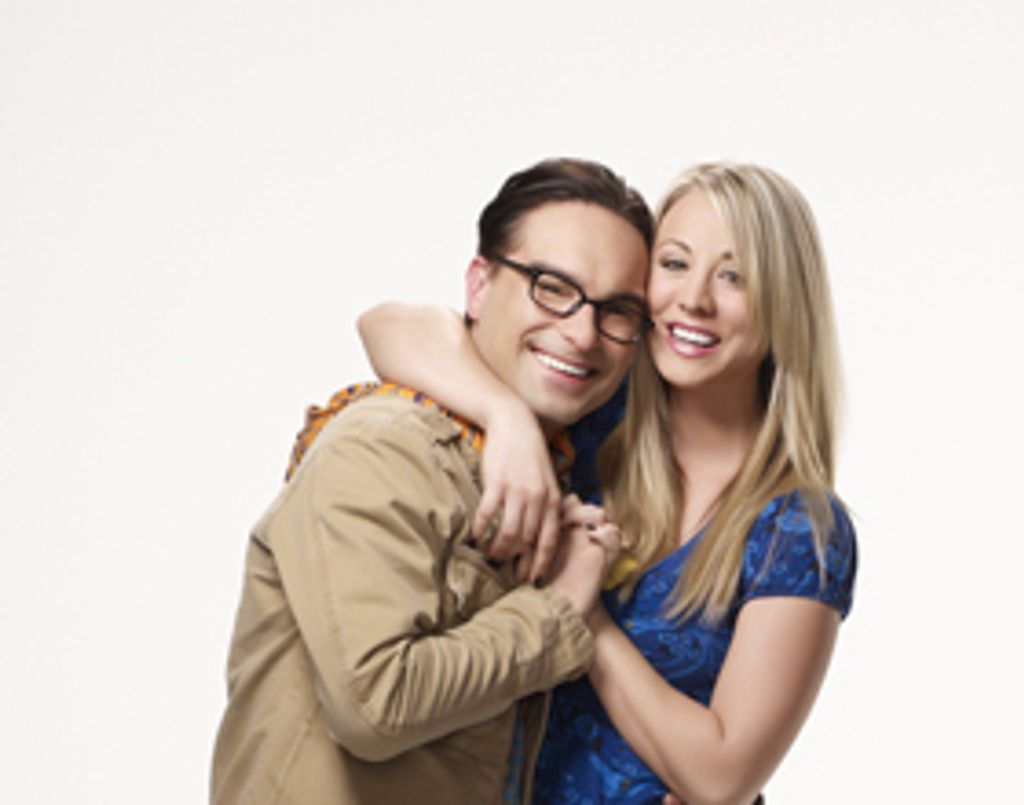 The Big Bang Theory revient sur NRJ 12 !