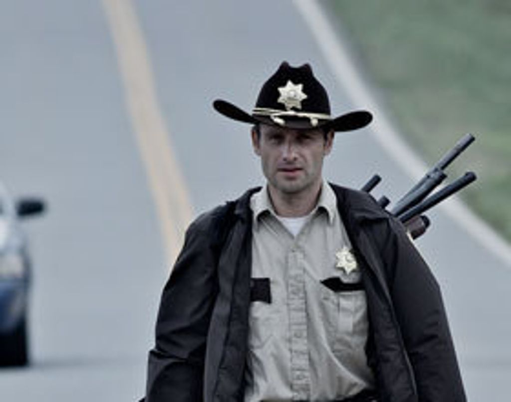 Les zombies de The Walking Dead envahissent  TF6 !