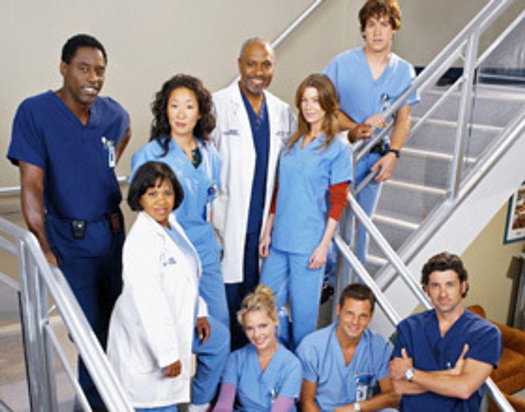 Lundi 5 et 12 mai, TF1, 22h50, Grey's Anatomy