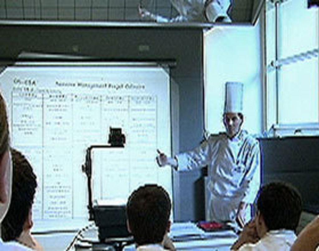 A l'école de la cuisine française - Le 5 novembre sur France 3