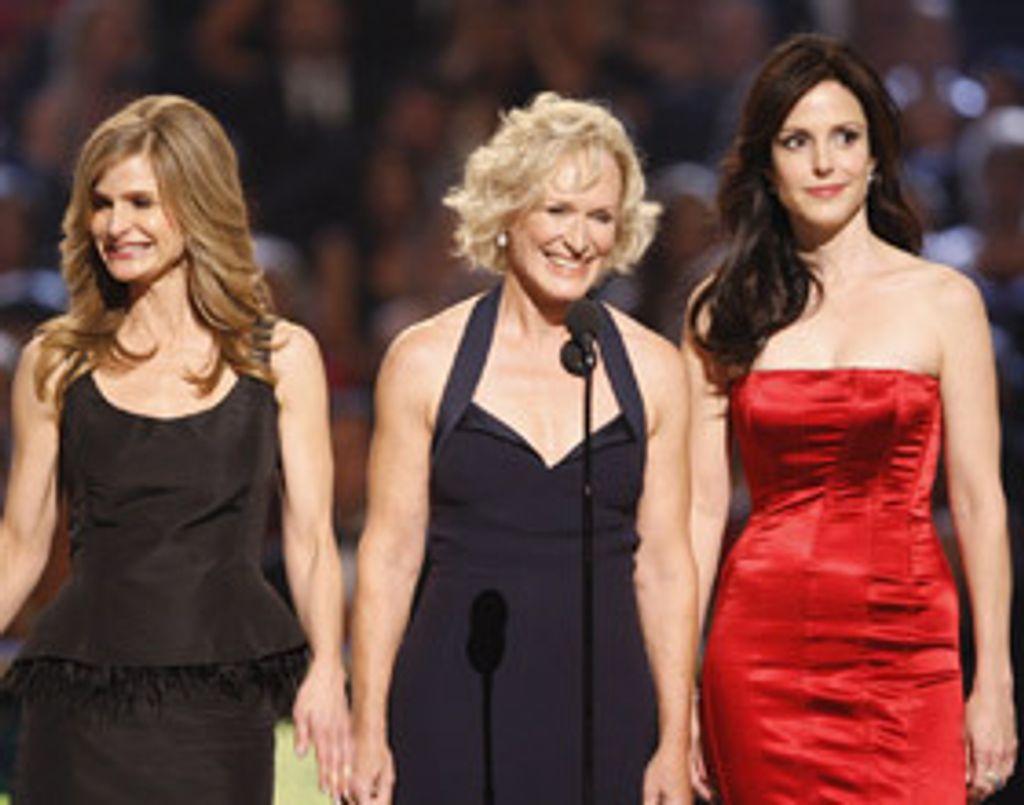 Les Emmy Awards, Dimanche 21 septembre