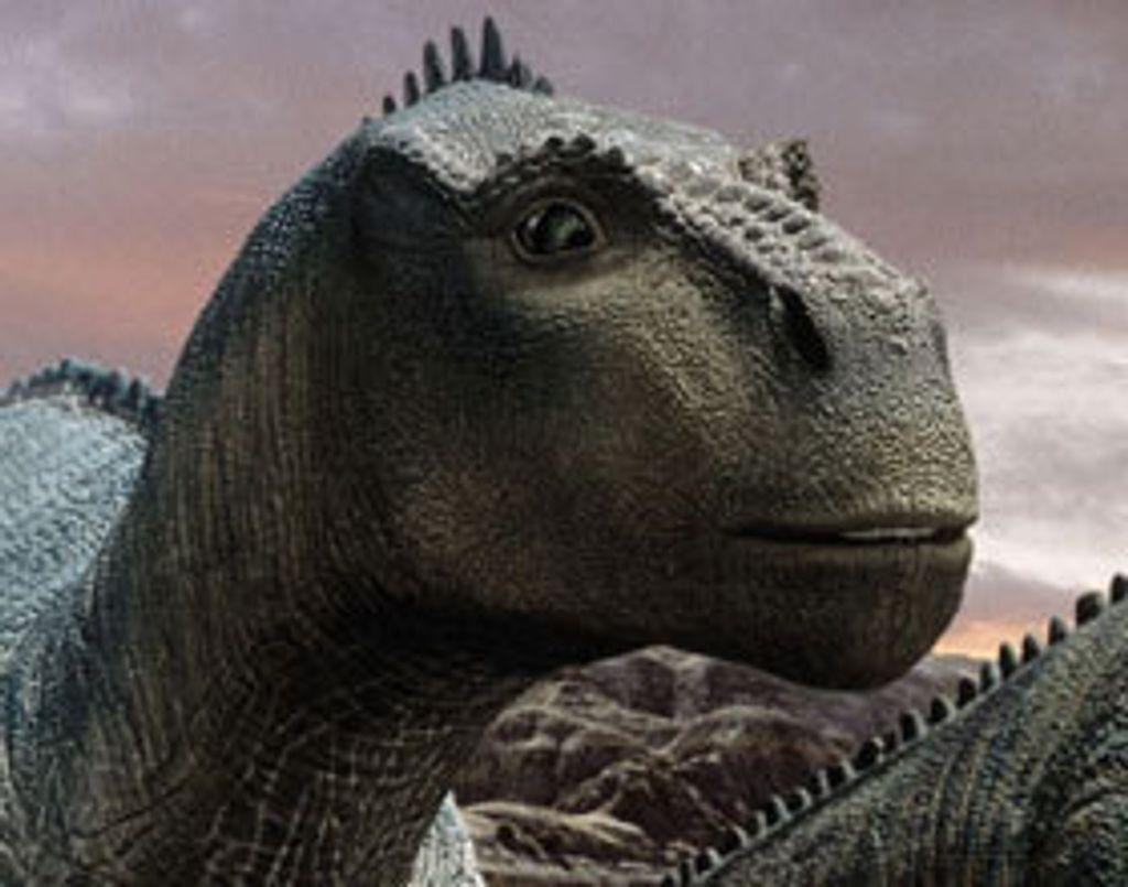 """""""Dinosaure"""" - Le mardi 4 novembre à 20h45 sur TMC"""