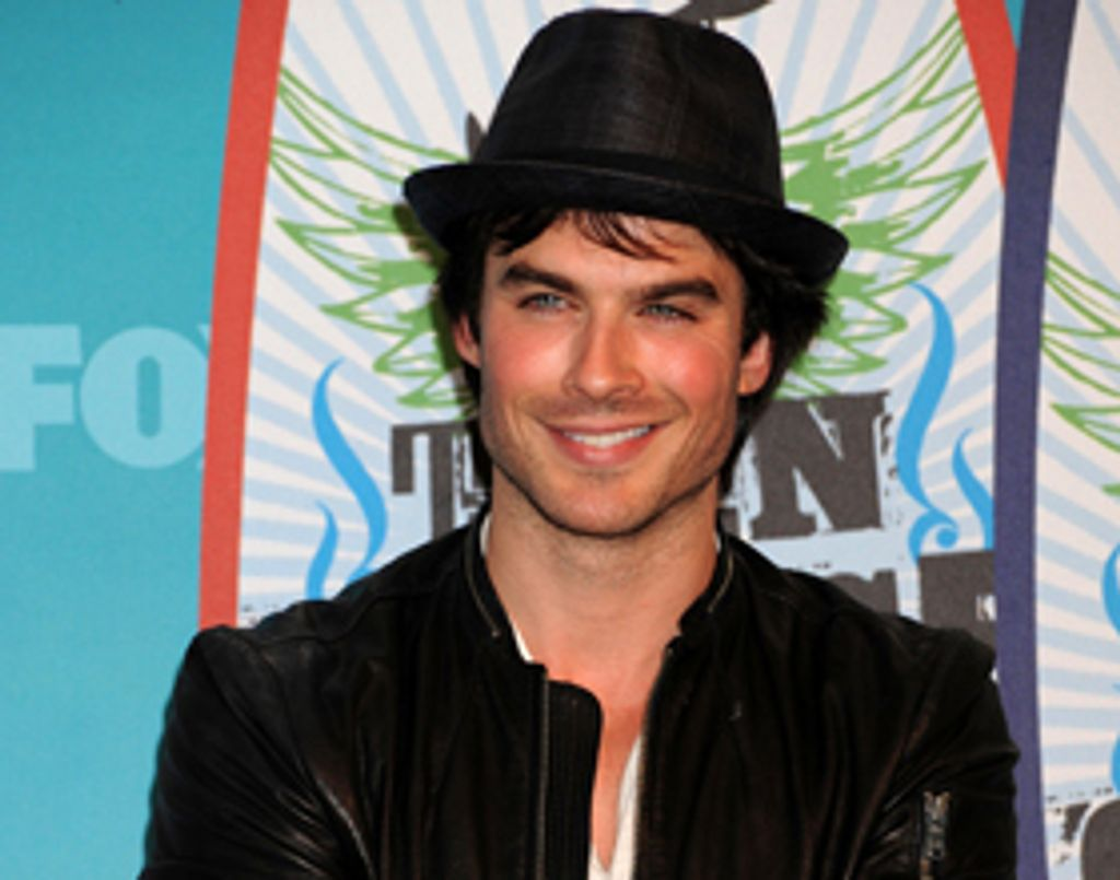 Ian Somerhalder de la série The Vampire Diaries est à Paris !