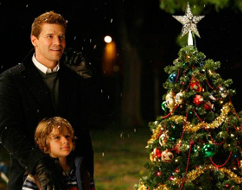 Que font les héros de séries le 25 décembre ?
