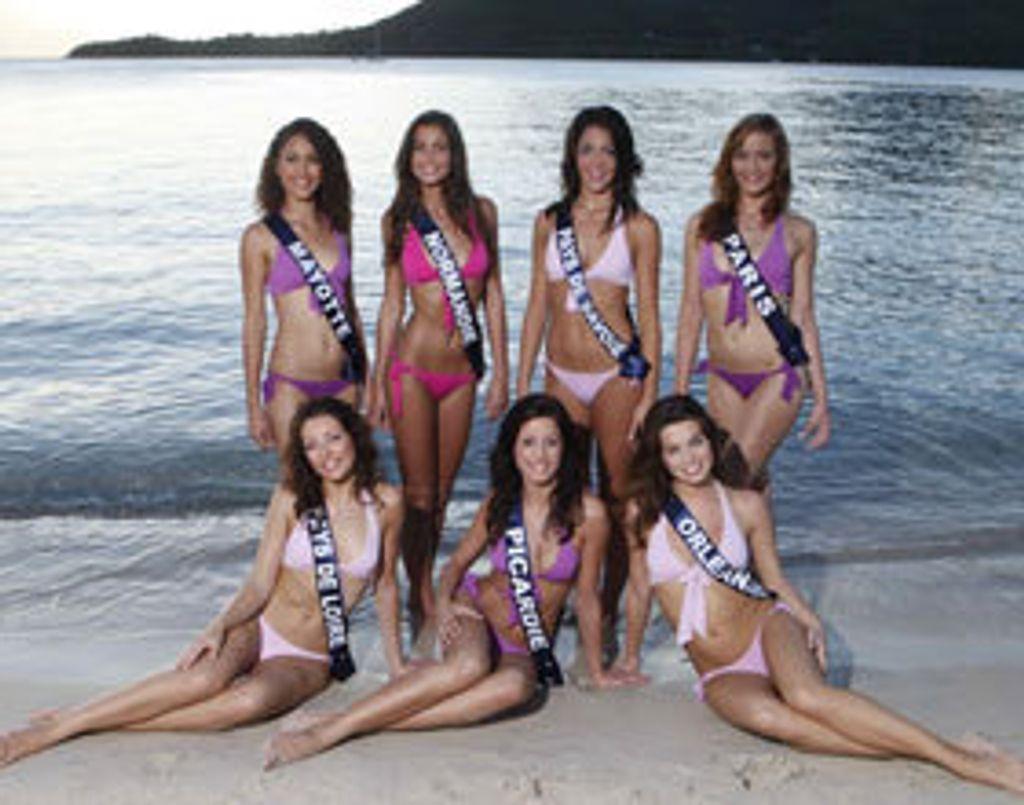 La future Miss France est peut-être sur ces photos !