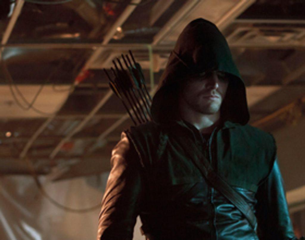 Arrow: un super héros débarque sur petit écran!