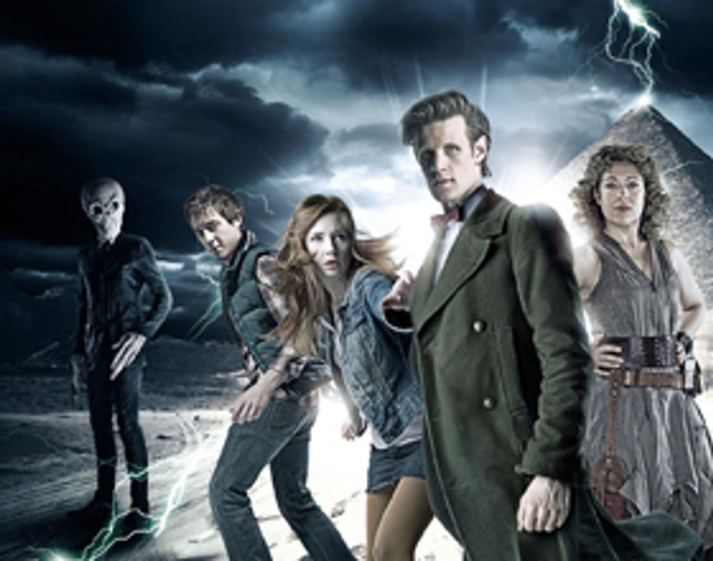 La nuit du Doctor Who sur France 4 !