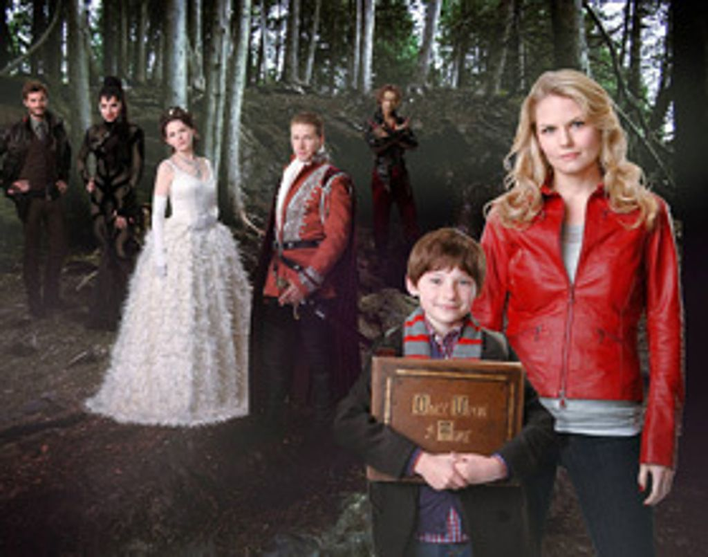 Once Upon A Time : la série féerique !