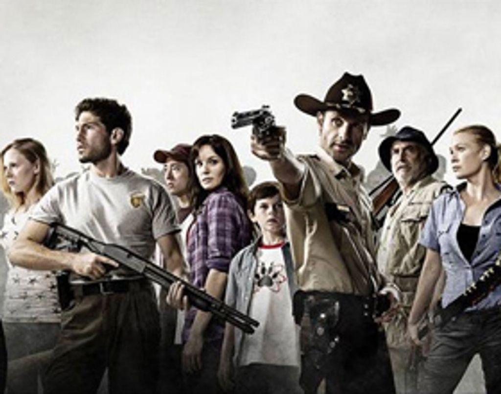 The Walking Dead, la série d'horreur !