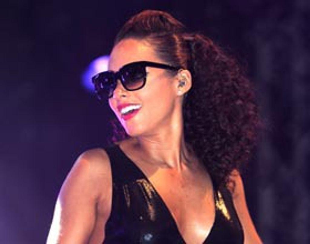 Alicia Keys : un fiancé et un bébé !