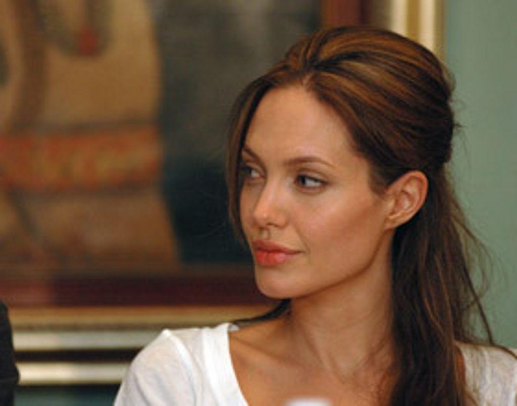 Et Dieu créa... Angelina Jolie