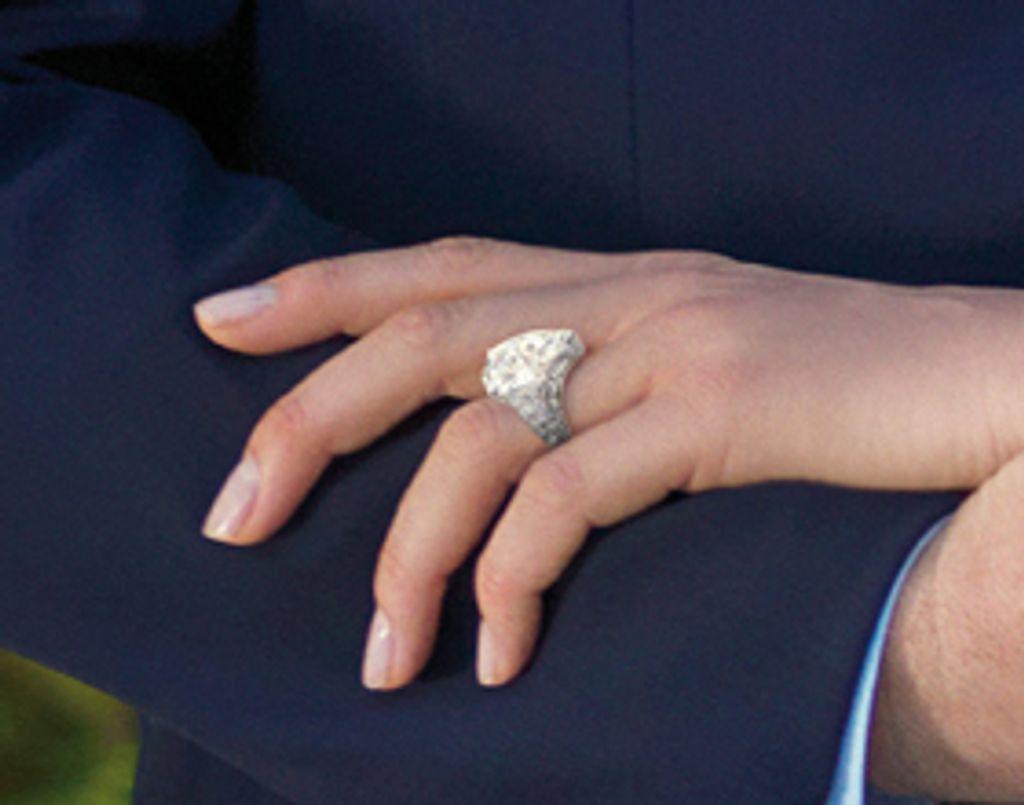 Charlène Wittstock : découvrez sa magnifique bague de fiançailles