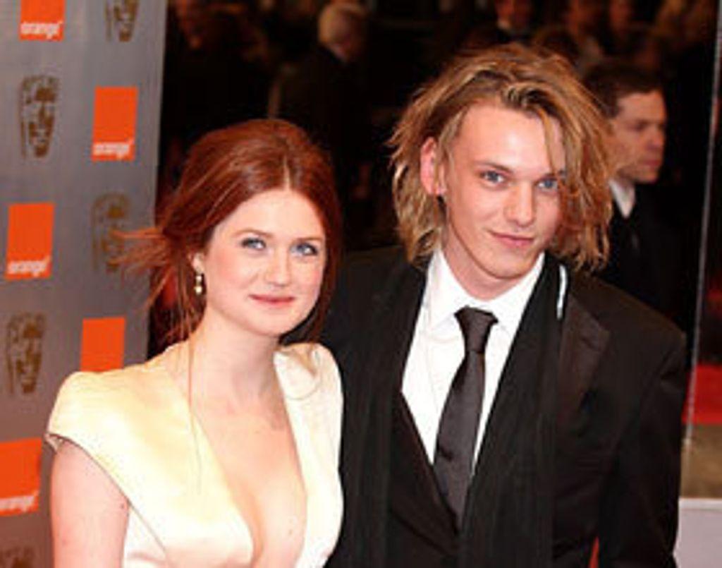 La fiancée d'Harry Potter est avec un vampire de Twilight !