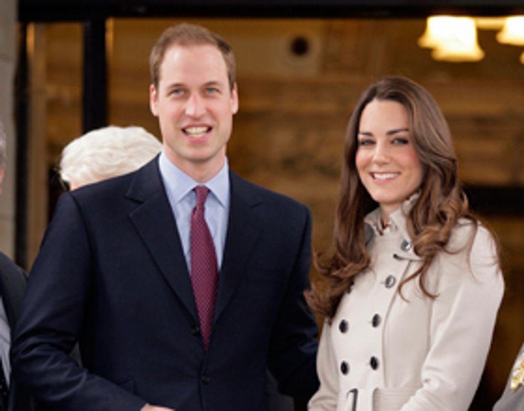 La liste de mariage humanitaire de Kate et William