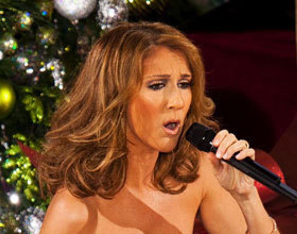Céline Dion, bientôt sur grand écran