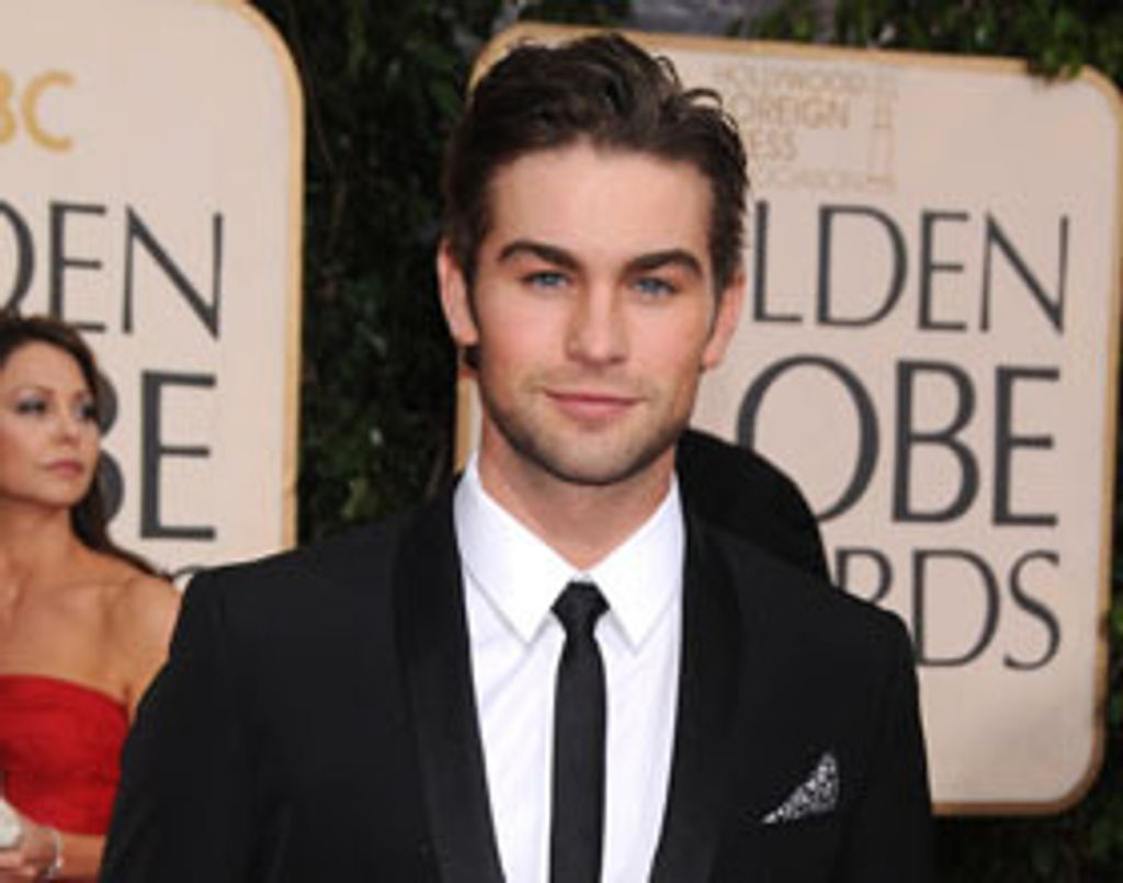 Chace Crawford se cache pour draguer