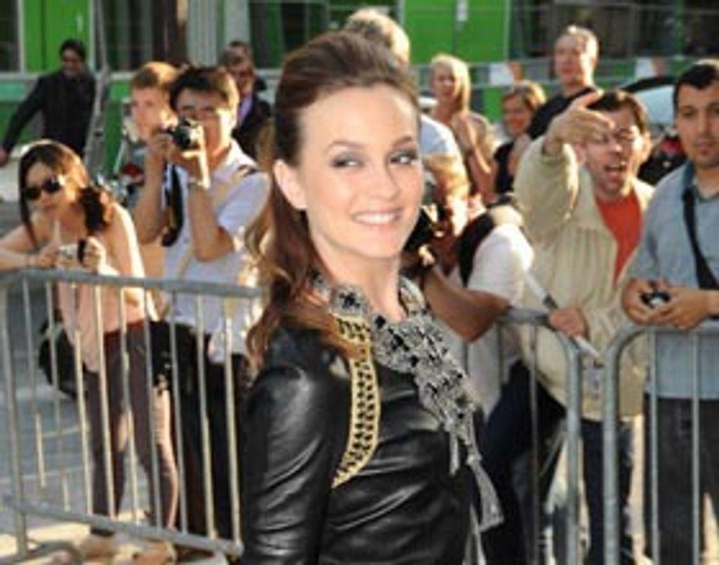 Blake Lively et Leighton Meester font un tour chez Chanel
