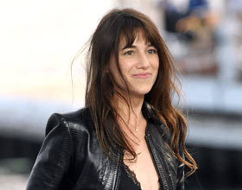 Charlotte Gainsbourg attend une petite fille !
