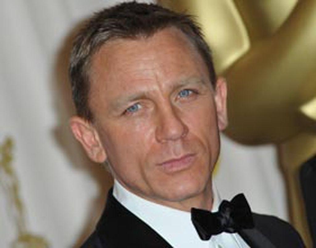 Daniel Craig à la sauce suédoise
