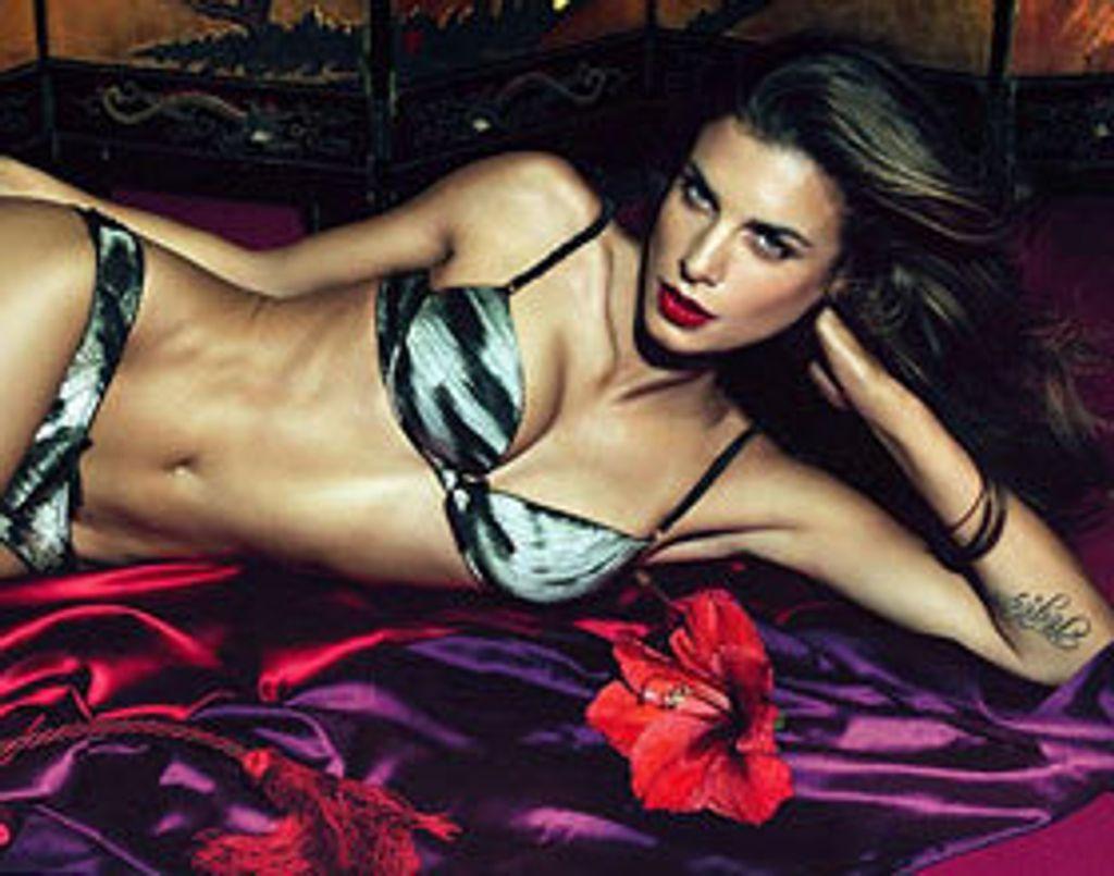 Quand la chérie de George Clooney dévoile sa lingerie de luxe...