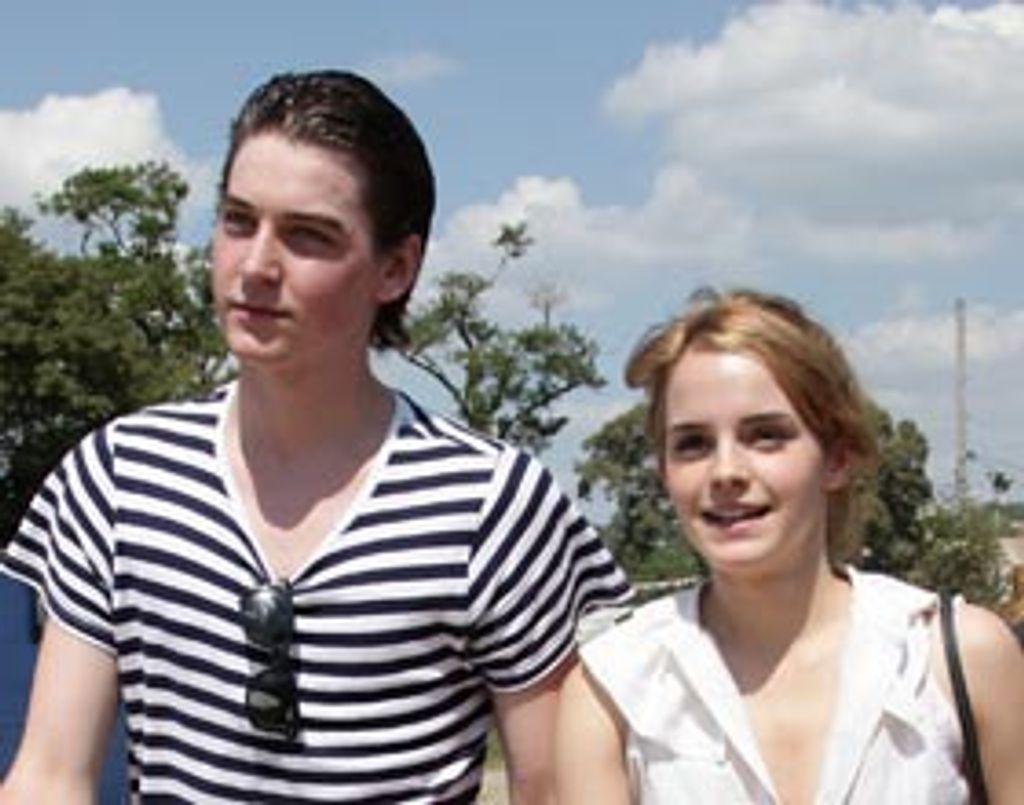 Emma Watson confirme sa nouvelle romance !