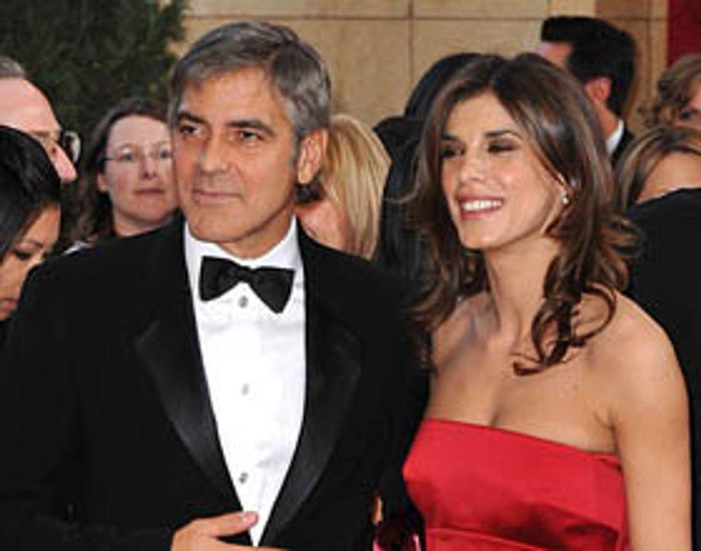 George Clooney toujours pas célibataire