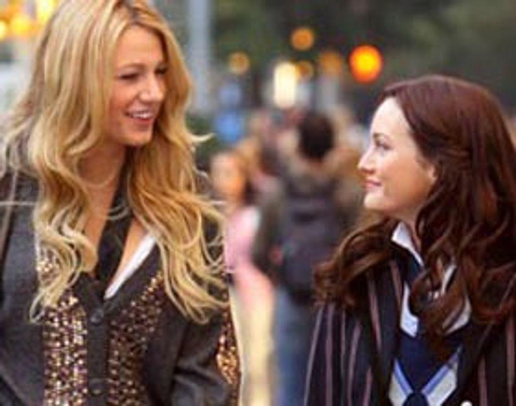 "Aujourd'hui, je deviens figurante pour ""Gossip Girl"" !"