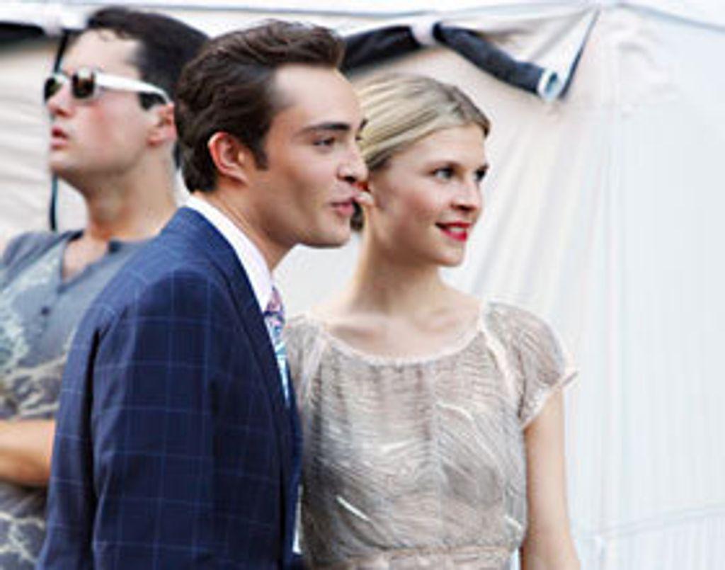 Photos : Nate et Chuck de Gossip Girl se sont recasés !