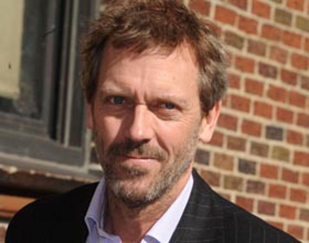 Hugh Laurie chante le blues