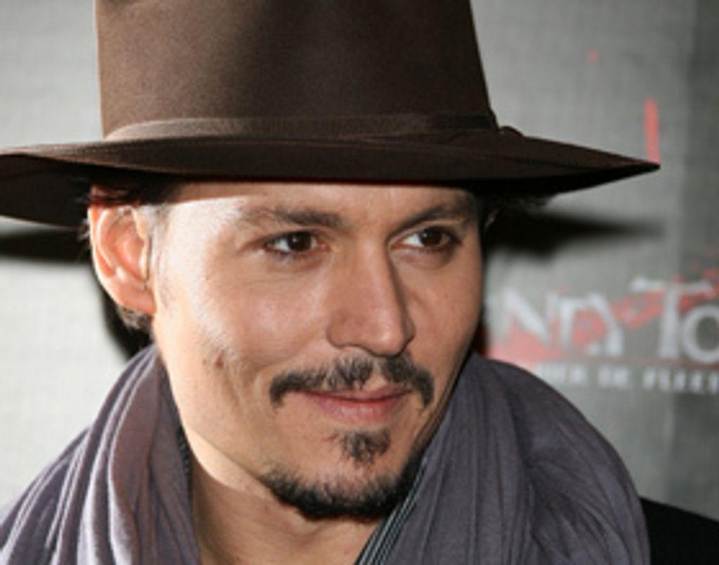 Johnny Depp lance son label de musique !